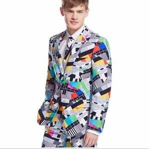 Rare OppoSuits Men's Testival Retro Suit